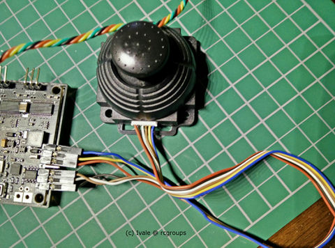 Miraculous How To Install And Use A Joystick Storm32 Bgc Wiki Wiring 101 Capemaxxcnl