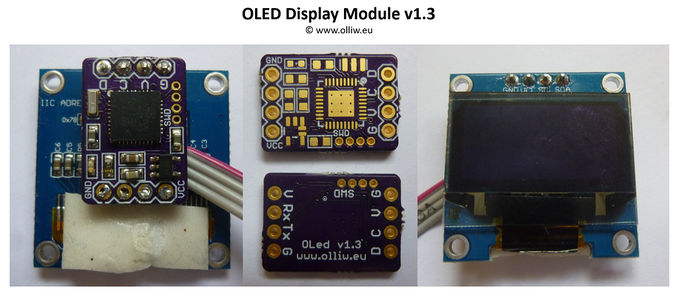 Using a OLED Display - STorM32-BGC Wiki