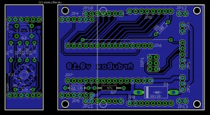 ardubox v010 board layout olliw