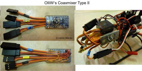 coax mixer arduino type2 olliw