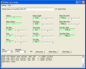 coax mixer arduino v007 avrconfig olliw