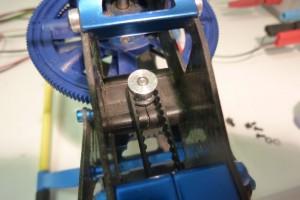 copterx450 zwischengetriebe olliw
