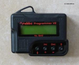 robbe programmer v2no8642 box olliw