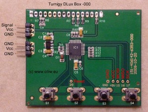 turnigy dlux box 000 board olliw