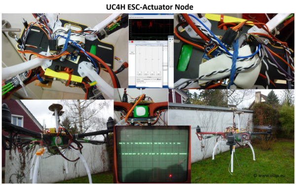 uc4h esc actuator flight-build olliw