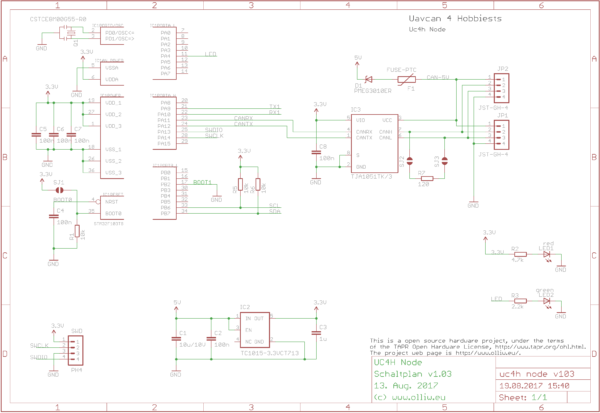 uc4h gps mag node v103 scheme olliw