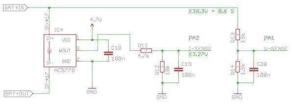 uc4h powerbrick voltagecurrent sensing olliw